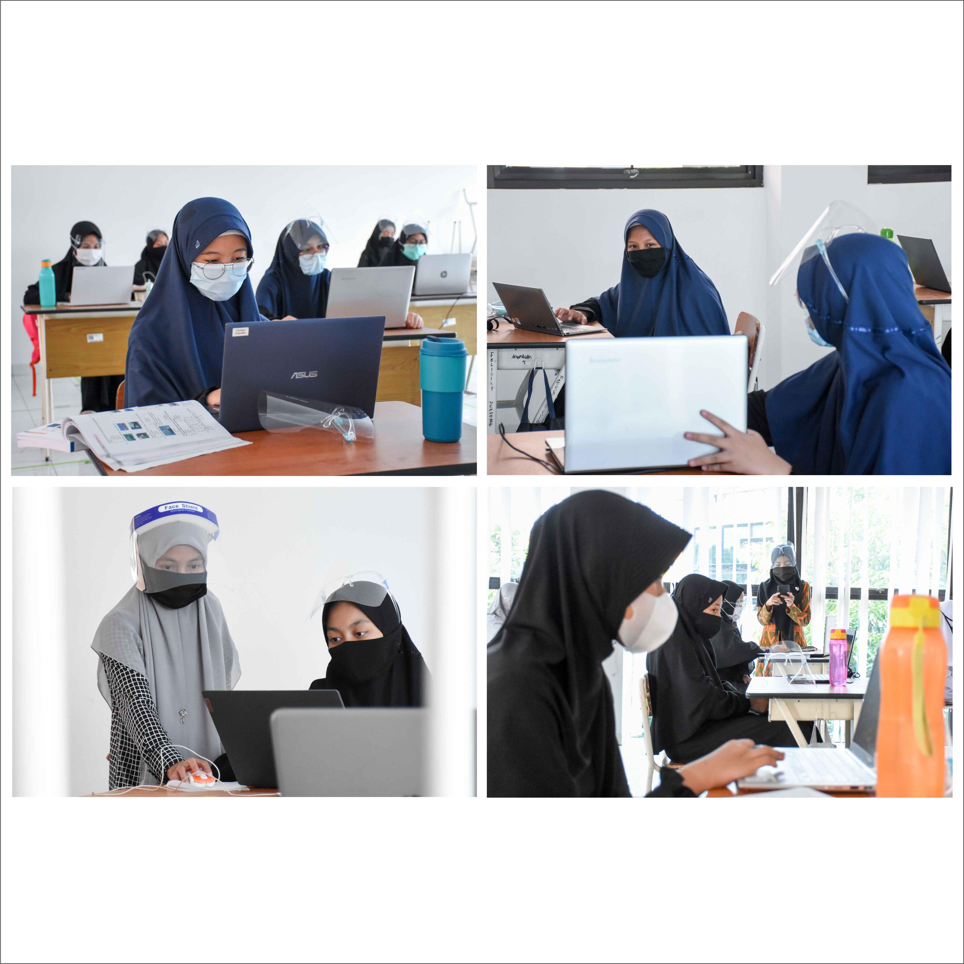 Tema SMP Islam atau SMP Islam Terpadu (SMPIT) Dalam Kegiatan Belajar Tahun Ini